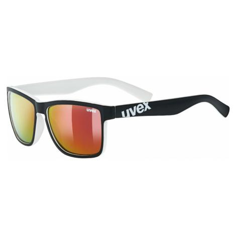 Sluneční brýle Uvex Lgl 39 Barva obrouček: černá/bílá