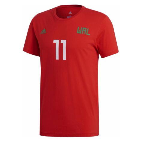 Tričko adidas Bale NN Červená