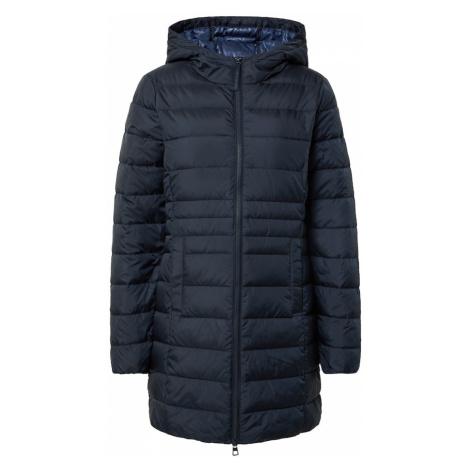 TOM TAILOR DENIM Přechodný kabát tmavě modrá