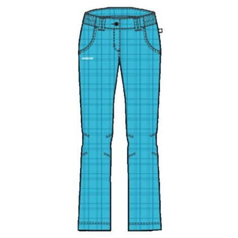 Dámské softshell kalhoty Alpine Pro HYPNOS - modrá