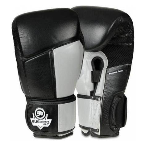 Boxerské rukavice DBX BUSHIDO ARB-431 šedé 10z.