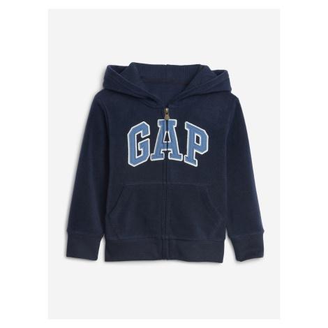 Mikina dětská GAP Modrá