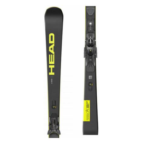 Head WC REBELS E-RACE SW RP + FF 11 - Sportovní sjezdové lyže