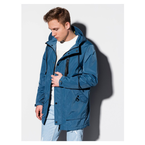 Ombre Clothing Men's spring jacket C440