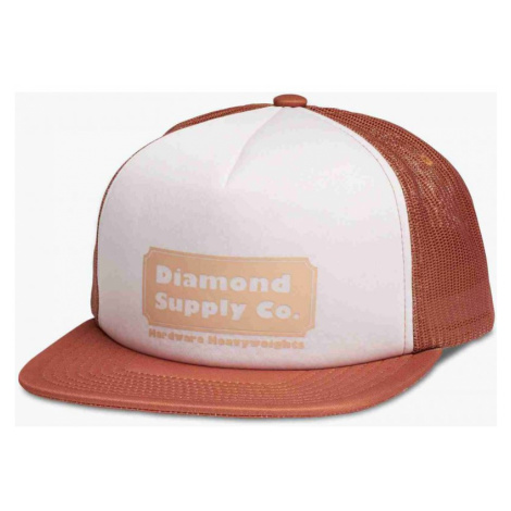 KŠILTOVKA DIAMOND HARDWARE TRUCKER - hnědá Diamond Supply Co.