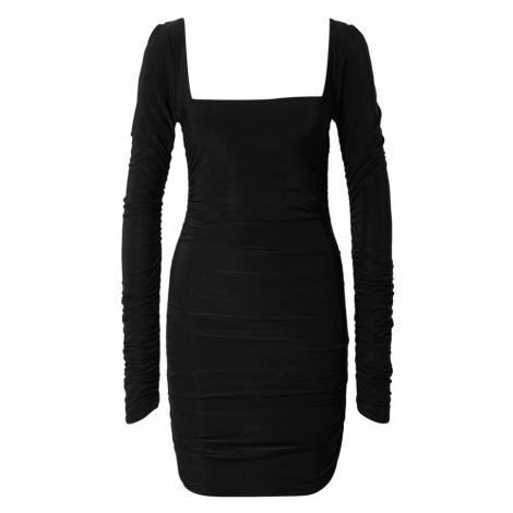 CLUB L LONDON Koktejlové šaty černá