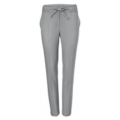 Heine Kalhoty stříbrně šedá