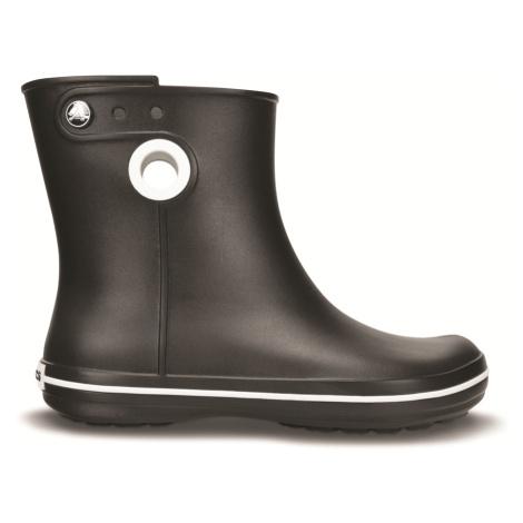 Crocs Women's Jaunt Shorty Boot Black W5