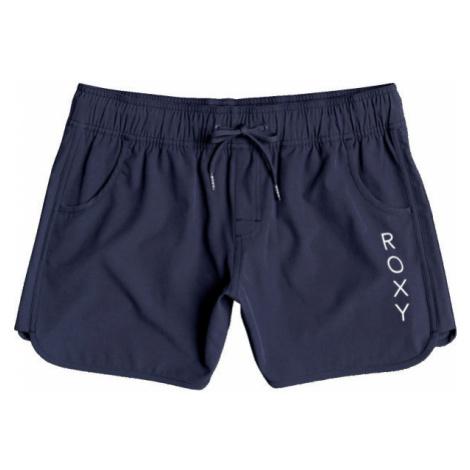 Roxy CLASSICS 5 INCH BS tmavě modrá - Dámské šortky do vody