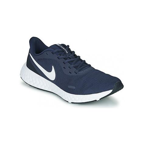 Nike REVOLUTION 5 Modrá