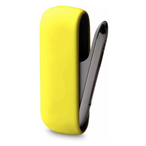 Silikonový obal na Iqos 3 - Žlutý