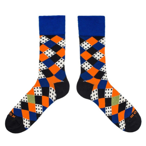 Ponožky Soccus Cubum Vesper Woox