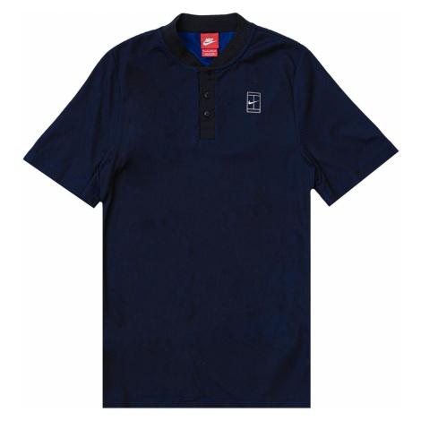 Polokošile Nike Court Polo Modrá / Bílá