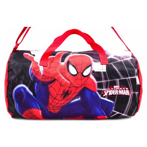 Dětská cestovní taška Spiderman - červená Spider-Man