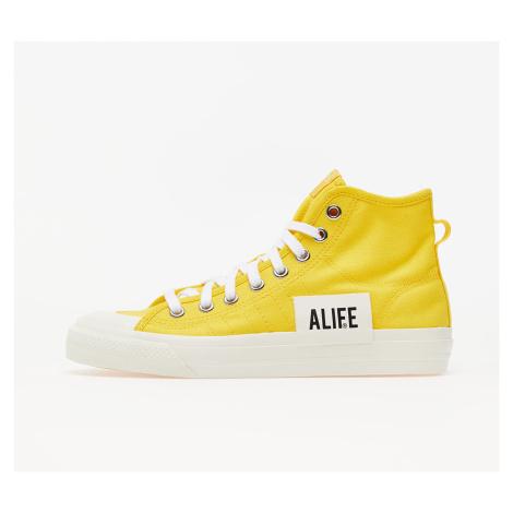 adidas Consortium x ALIFE Nizza Hi Wonder Glow/ Off White/ Off White