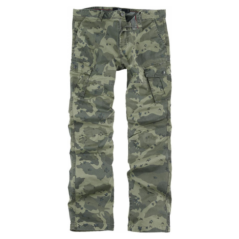 Black Premium by EMP Kapsáče s kamufláž vzorem Kalhoty maskáčová