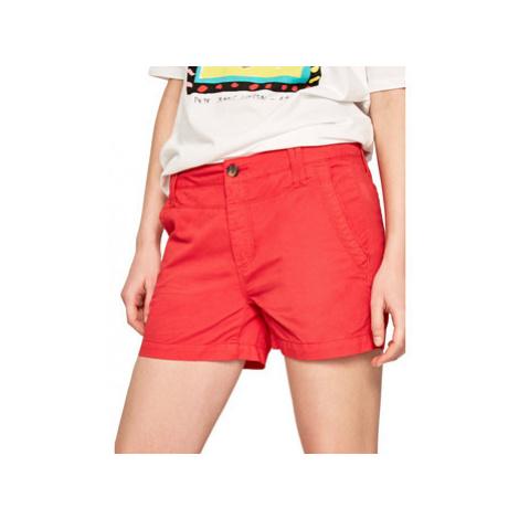 Pepe jeans PL800695 Červená