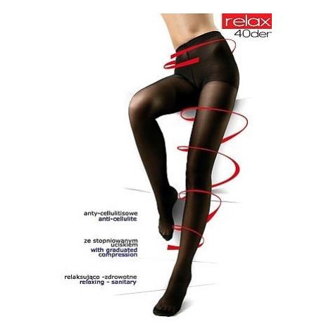 Dámské punčochové kalhoty Mona Relax 40 den XL