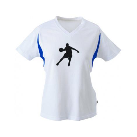 Funkční tričko dámské Basketbal