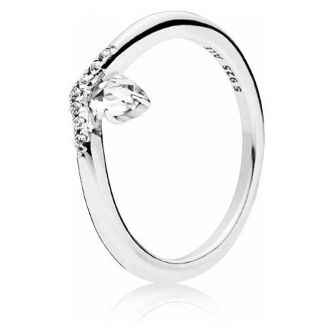 Pandora Stříbrný prsten s kamínky 197790CZ