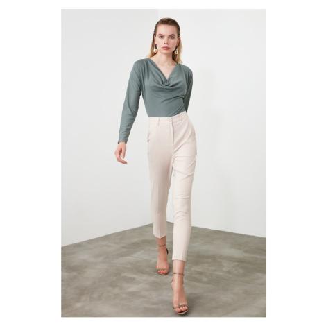Dámské nohavice Trendyol Basic