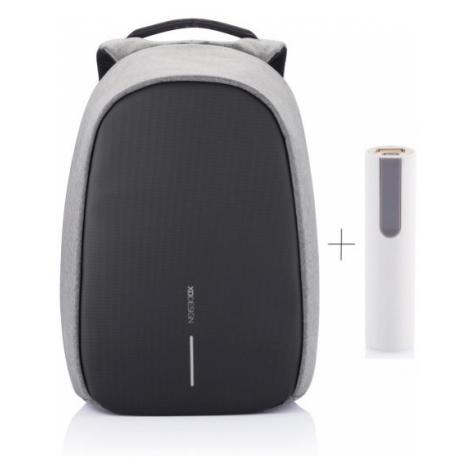 Bezpečnostní batoh Bobby Pro, 15.6'', XD Design, šedý, P705.242