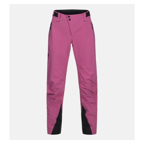 Kalhoty Peak Performance W Chani P - Růžová