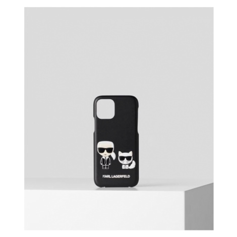 Obal Na Telefón Karl Lagerfeld Karl & Choupette Case Ip12