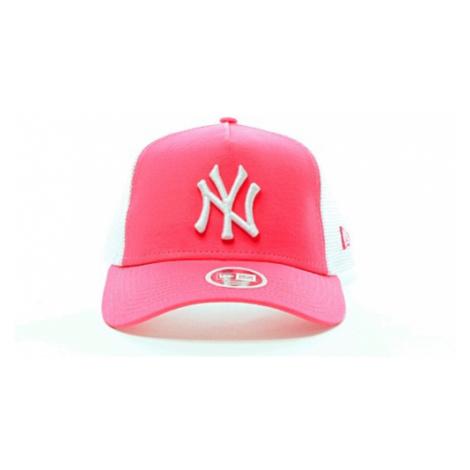 Dámská kšiltovka New Era 940W Trucker MLB League růžová, velikost
