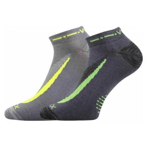 Voxx REX šedá - Pánské ponožky