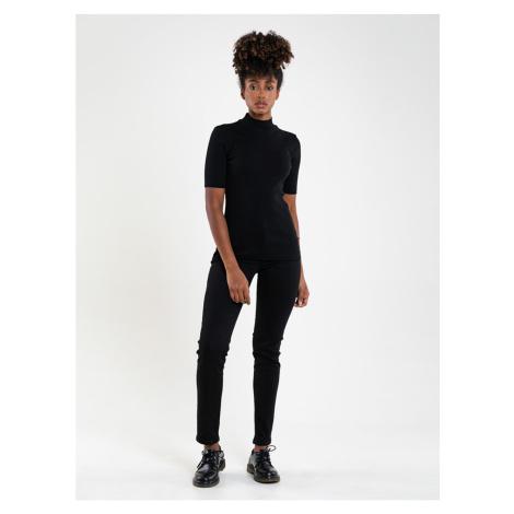 Big Star Woman's Shortsleeve Turtleneck T-shirt 180002 -906
