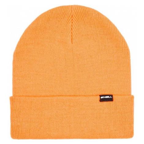O'Neill BM DOLOMITE BEANIE oranžová 0 - Pánská čepice