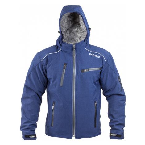 Pánská Softshellová Moto Bunda W-Tec Tomwald Nf-2700 Modrá