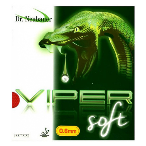 Potah Dr. Neubauer - Viper soft červená OX