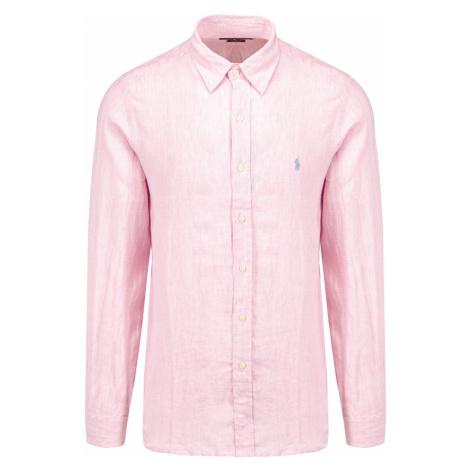 Košile Polo Ralph Lauren CUBDPPCS růžová
