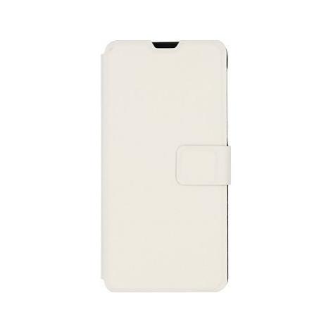 iWill Book PU Leather Case pro Samsung Galaxy A20e White