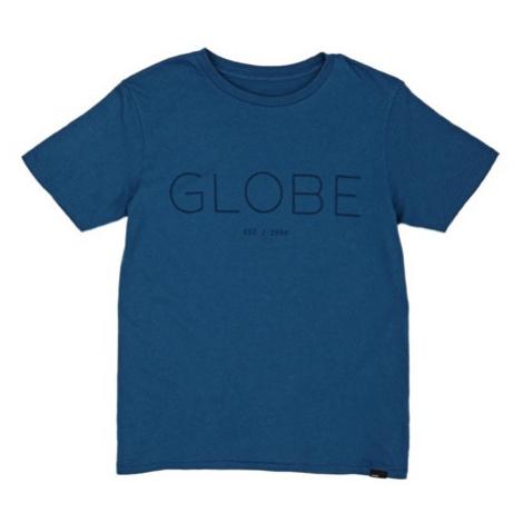 Tričko Globe Phase moroccan blue