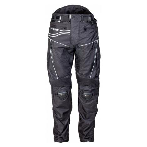 Pánské Moto Kalhoty W-Tec Kubitin Nf-2606 Černá