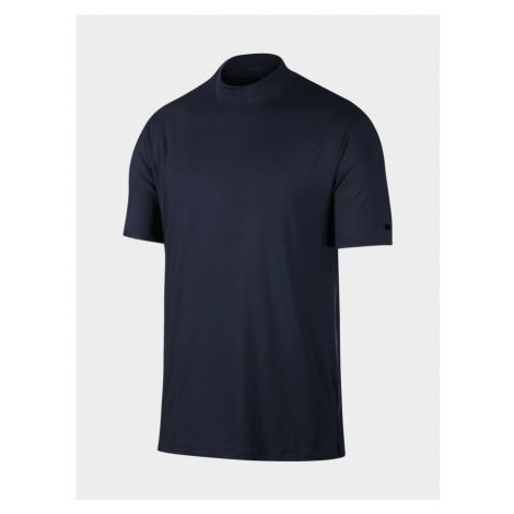 Tričko Nike Tw M Nk Dry Vapor Polo Mock Modrá