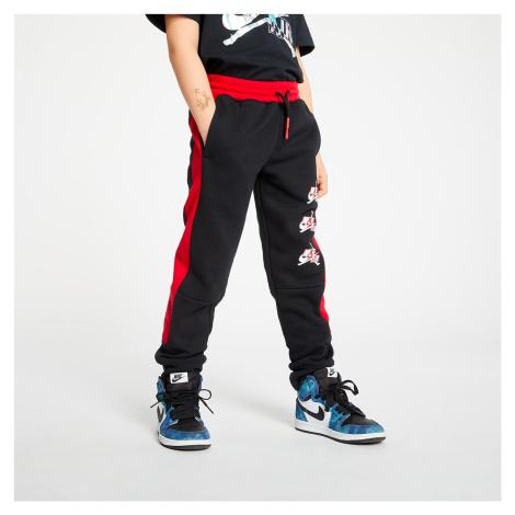 Jordan Jumpman Classics III Fleece Pants Toddlers Black/ Gym Red