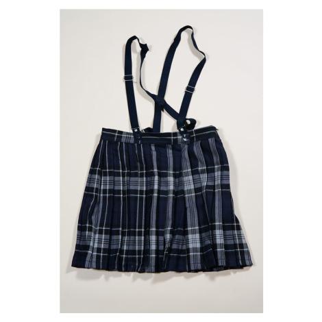 sukně plisovaná se šlemi, Sobe, 15KKGETK167, černá