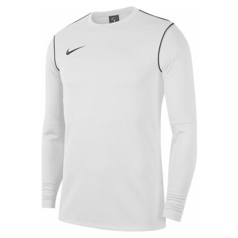 Mikina Nike Dri-FIT Park 20 Bílá / Černá