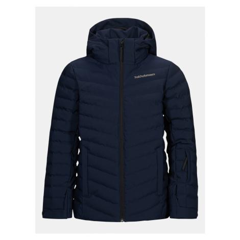Bunda Peak Performance Jr Frost Ski Jacket - Modrá