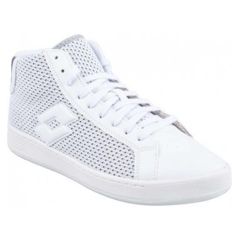 Lotto 1973 MID IV NET W bílá - Dámská volnočasová obuv