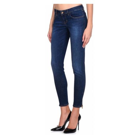 Guess dámské tmavě modré džíny Marilyn