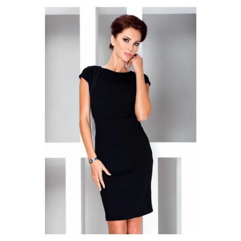 Dámské šaty Numoco 37-3 | černá