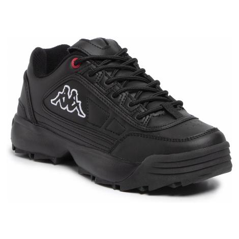Sneakersy KAPPA - Raven Nc 242782 Black 1111