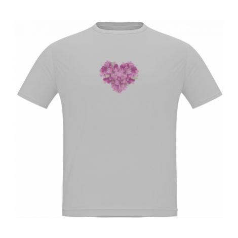 Pánské tričko Classic Heavy Šeříkové srdce