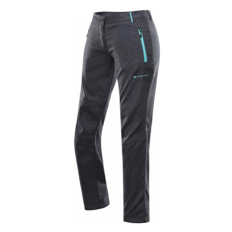 Muria 4 dámské rychleschnoucí softshellové kalhoty ALPINE PRO