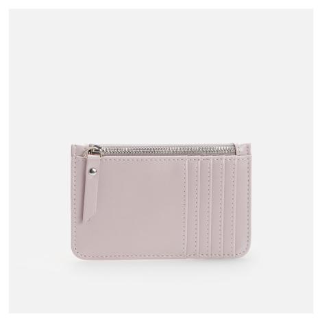 Reserved - Malá peněženka s kapsou - Fialová